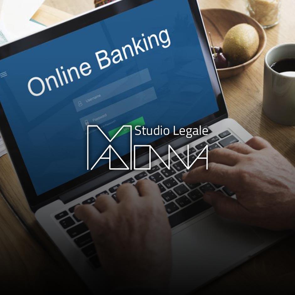 Avvocato Madonna home banking
