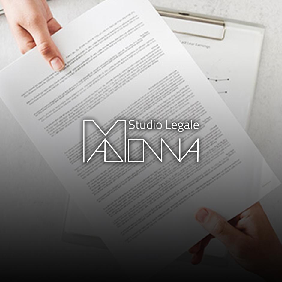 Avvocato Madonna Documentazione finanziaria del coniuge